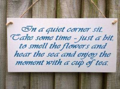Secret Garden Garden Signs Handmade Gifts For You And Your Home